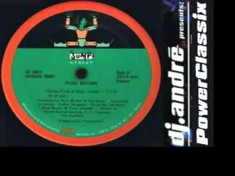Russ Brown - Gotta Find A Way (PowerClassic)