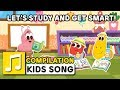 Download LET'S STUDY AND GET SMART! | 2nd COMPILATION | LARVA KIDS | BEST SONGS FOR KIDS MP3 song and Music Video