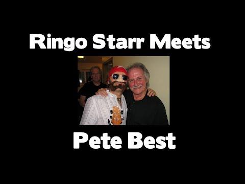 WOW!!! - Ringo Starr Meets Pete Best
