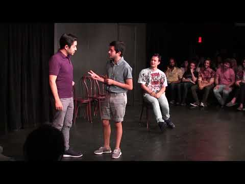 What I Did For Love - UCB NY Cagematch - August 10, 2017