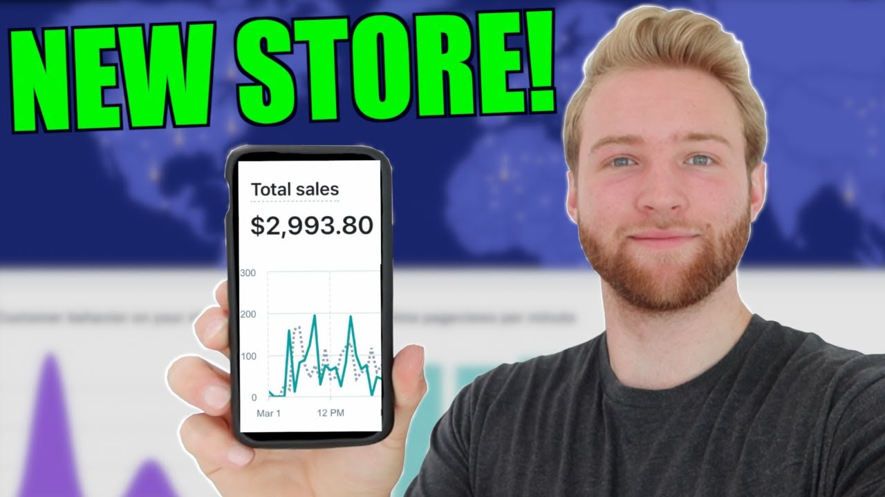 This Simple Online Store Makes $2,936 PER Day