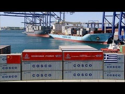 La Chine veut faire de la Grèce une de ses portes d'entrée vers l'Europe