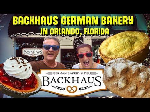 Backhaus German Bakery and Deli in Orlando Florida