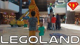 Legoland Forum İstanbul  #VLOG çocuklar için harika bir yer Гуляем по леголенду в Стамбуле