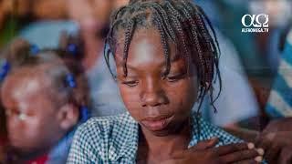 Operation Blessing a acordat ajutor gratuit unei comunitati indepartate din Haiti