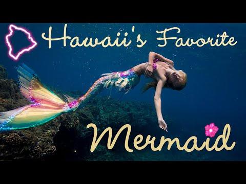 Mermaid Kariel - Hawaiis Favorite Mermaid