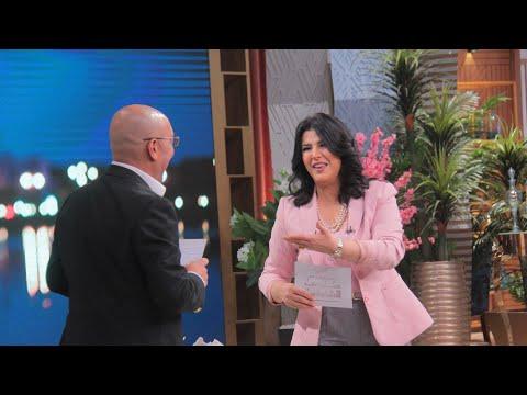 اللقاء الكامل مع مقدم برنامج ' العباقرة ' عصام يوسف في معكم منى الشاذلي