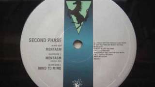mentasm by joey beltram original mix classic vinyl :)