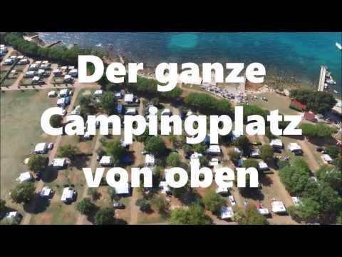 Camping Umag Kroatien Reisebericht 2016   Go Camping