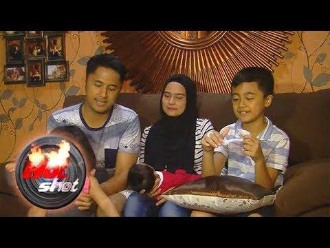 Kompaknya Hengky Kurniawan dan Istri Saat Mengurus Anak - Hot Shot 10 Desember 2017