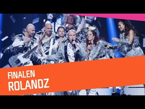 FINAL: Rolandz – Fuldans | Melodifestivalen 2018