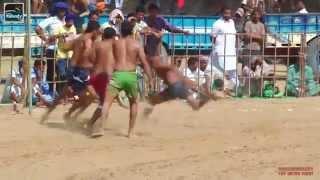 BHOTNA (Barnala) Kabaddi Tournament - 2014 || HD || Part 1st.