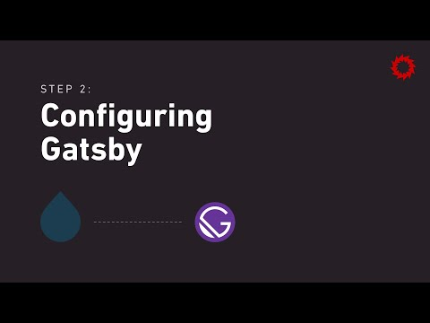 Decoupling Drupal: Getting Started with Gatsby - Setting up Gatsby