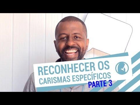 É SÓ ALEGRIA // RECONHECER OS CARISMAS ESPECÍFICOS #6 - PARTE 3 // Eduardo Badu