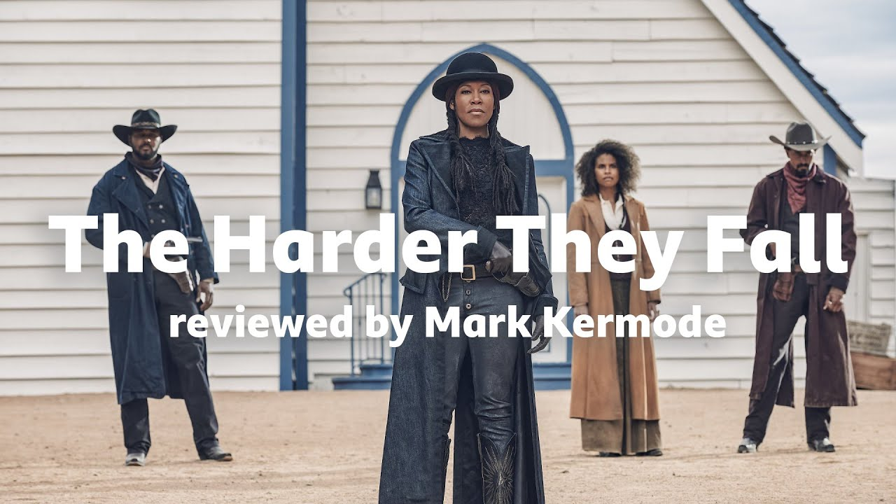 Download The Harder They Fall reviewed by Mark Kermode