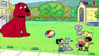 Clifford's Really Big Movie - Clifford Goes to Kindergarten - Clifford the Big Red Dog full episodes