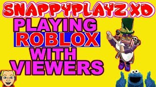 ROBLOX JailBreak WITH VIEWERS | JOIN IN THE FUN HERE! | 🔴 LIVE