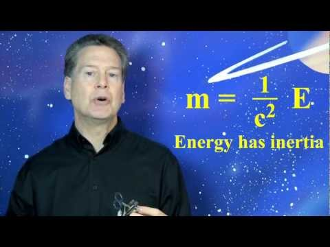 E=mc^2 and the Equivalence of Energy & Mass (RP14)
