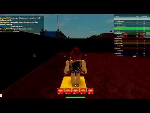Ro-Gear Tycoon - Taser! Roblox 1st video