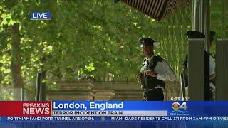 London Subway Blast Investigated As 'Terrorist Incident' thumbnail