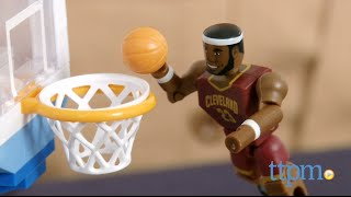 LeBron James vs. Kobe Bryant from The Bridge Direct