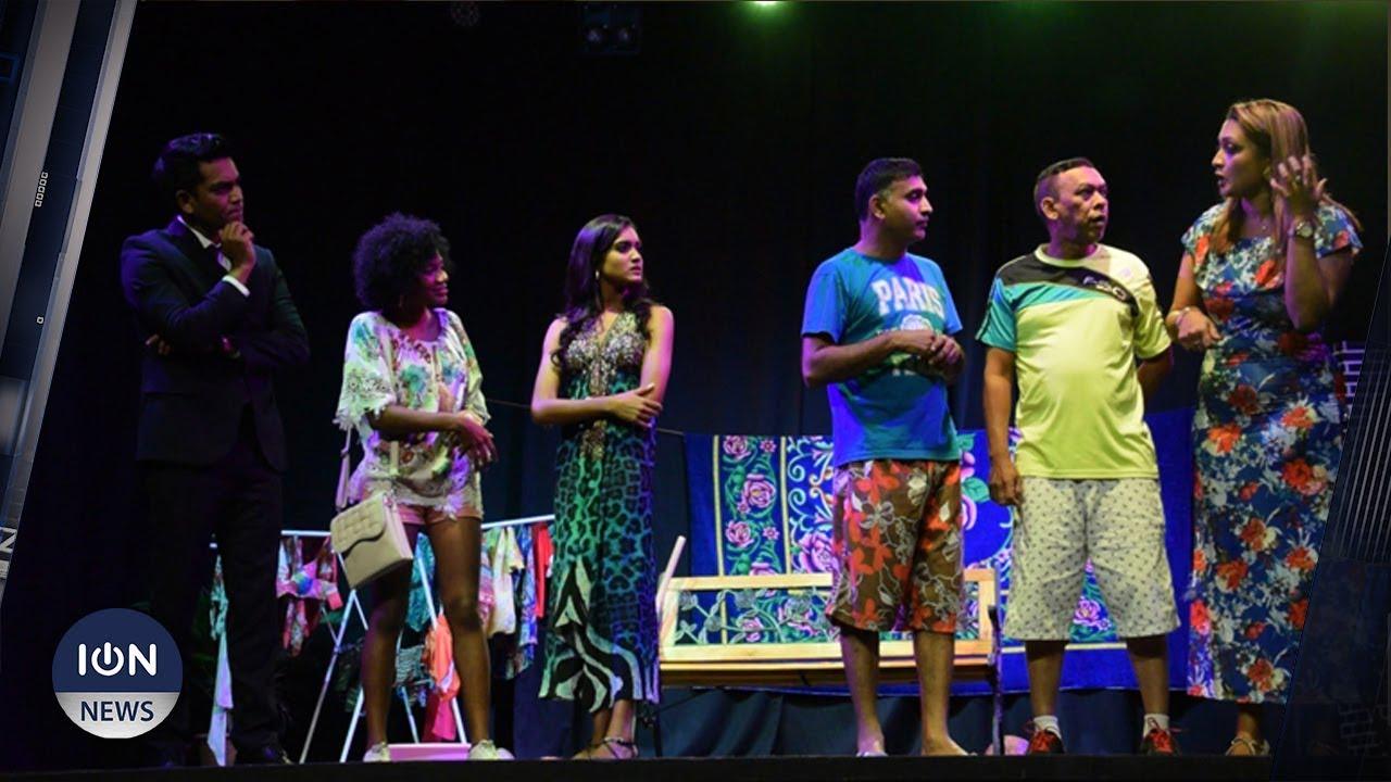 Ayo mo fami : Une comédie pour la bonne cause au Komiko de Bagatelle