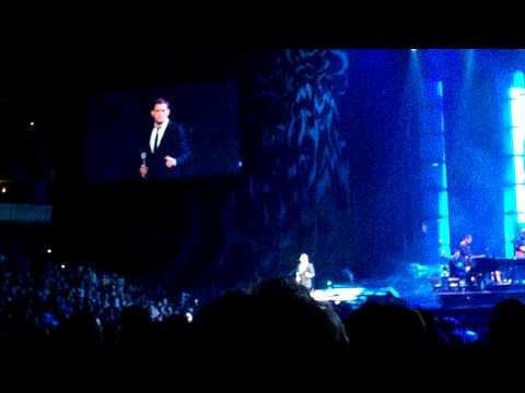 Michael Bublé - Come Fly With Me - AZ - 4/8/10