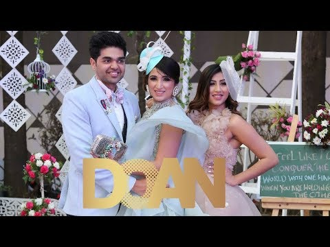 Bride And Groom Shower Trailer | DOAN Wedding | Derby Themed | Simran Bhatia