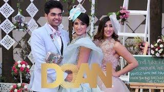 Bride And Groom Shower Trailer | DOAN Wedding | Derby Themed | Simran Bhatia