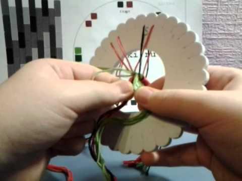 плетение кумихимо по схеме