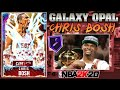 I GOT GALAXY OPAL CHRIS BOSH! MYTEAM UNLIMITED DEBUT + RATING SUBSCRIBERS LINEUPS LIVE!