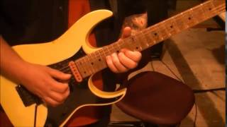 How to play Decadence Dance by Extreme on guitar by Mike Gross(CVT Lesson for Keith-Part 3)