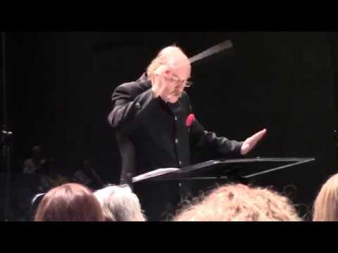 Julie Giroux: Symphony,  No Finer Calling