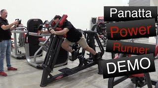 Panatta Power Runner : Demo