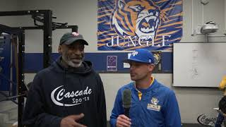 Interview with Lincoln Prep Head Football Coach William Lowe
