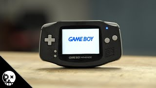 DONT buy a moḋded Game Boy Advance!