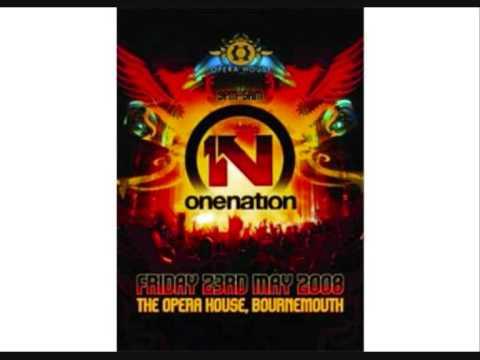 Live @ One Nation 2008 Dj Hazard Eksman (Machette VIP)
