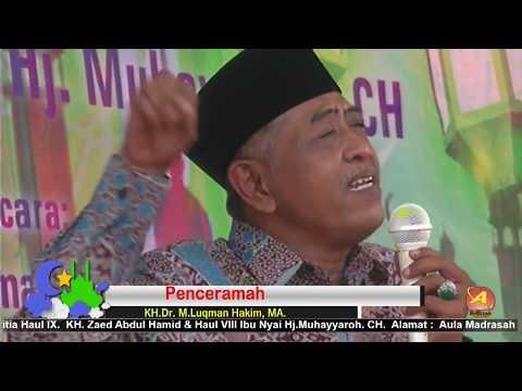 Nikmat Ihsan Selalu Tertinggal , Bener Engga Sih    Ceramah Agama KH Dr  M Luqman Hakim, MA
