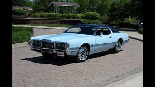 1972 Ford T-Bird Original @ www.NationalMuscleCars.com National Muscle Cars