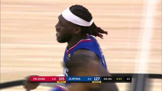 Los Angeles Clippers vs New Orleans Pelicans | November 24 2019
