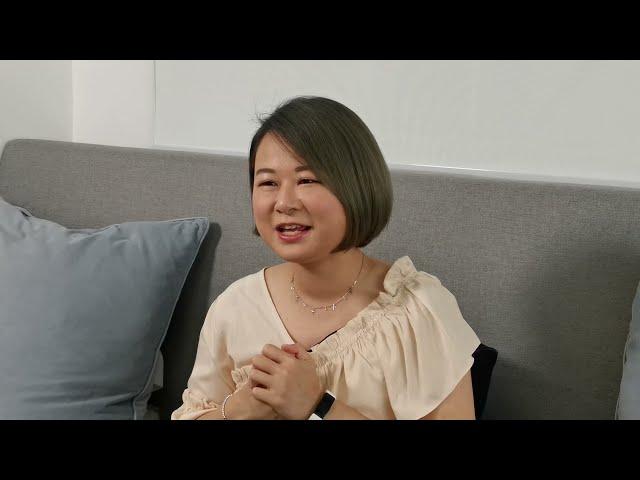 褔音歌手陳芷盈見證分享(粵)