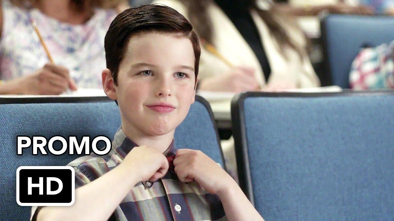 Download Young Sheldon Season 2 Promo (HD)