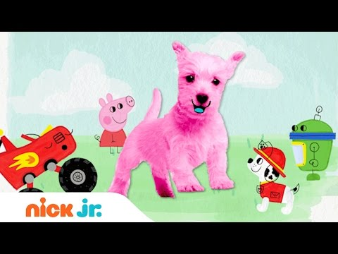 Paw Patrol Pup Pup Boogie W The Pinkie Pals Crafts