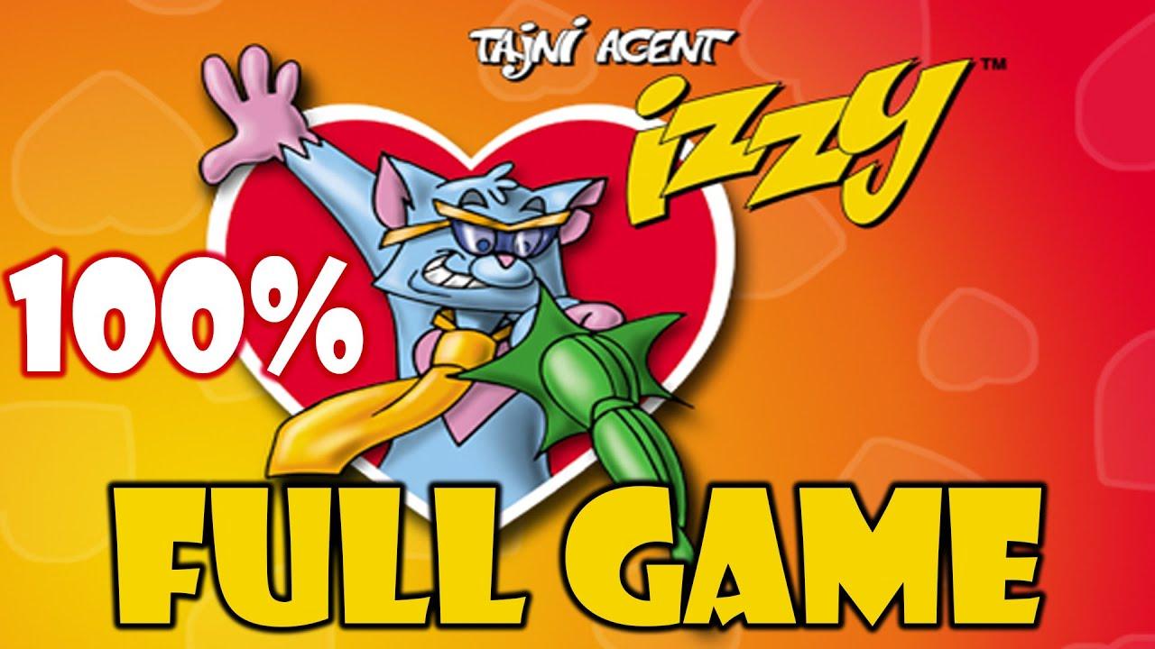 Download Tajni Agent Izzy: Mjautomobilska Groznica FULL GAME 100% LongPlay (PC)
