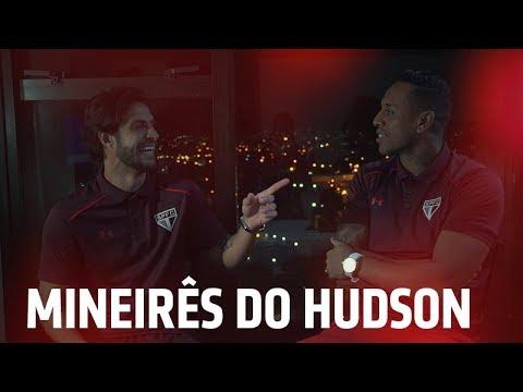MINEIRÊS DO HUDSON | SPFCTV