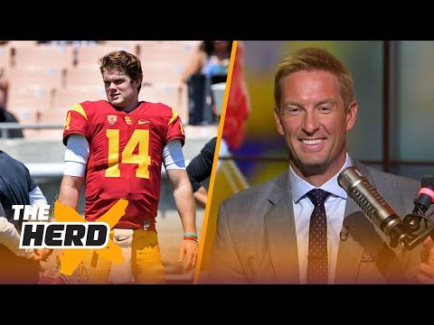 Joel Klatt: Sam Darnold is best QB in college, Michigan is a Top-10 team and more | THE HERD