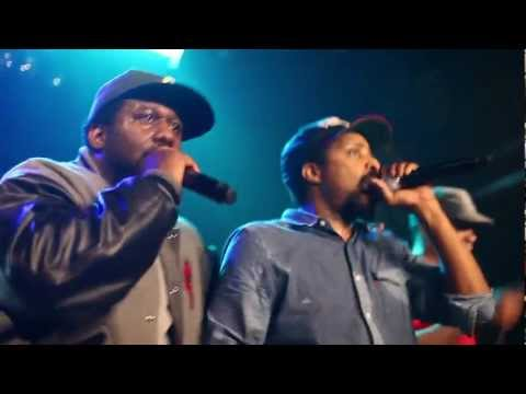 The Pharcyde live in Vienna - 25. Feb. 2013 - YouTube