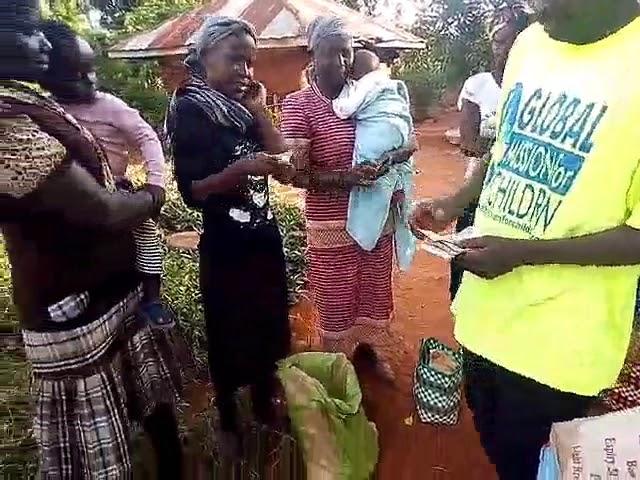 Helping the Impoverished - GMFC/WFF Sega Siaya Kenya