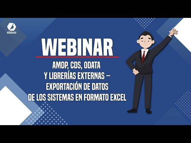 AMDP, CDS, OData y Librerías Externas – Exportación de Datos de los sistemas en formato Excel