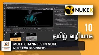 Introduction about Nuke for Beginners | Tamil Tutorial